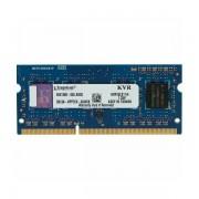 KVR16LS11/4 - Kingston 4GB 1600MHz DDR3L Non-ECC CL11 SODIMM 1.35V, EAN 740617219784