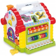 Jucarie educativa Baby Mix Happy House