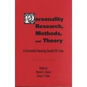 Personality Research, Methods, and Theory by Patrick E. Shrout