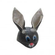 Aster Czapka zając / królik, przebrania, kostiumy dla dzieci odgrywanie ról - II gatunek