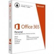 Офис пакет Office 365 Personal 32-bit/x64 German Subscr / Немски език 1YR Eurozone Mediale - QQ2-00047