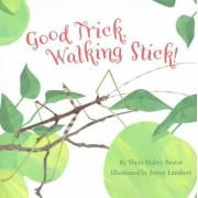 Good Trick Walking Stick by Sheri M Bestor