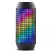 Captcha Lg V20 Compatible Certified Pulse Series Portable Bluetooth Usb/Tf Pulse Speaker Colorful Led Lights Flashing
