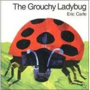 Grouchy Ladybug Board Book by HarperCollins