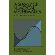A Survey of Numerical Mathematics by David M. Young
