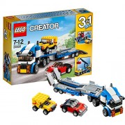 LEGO - Transporte de vehículos, multicolor (31033)