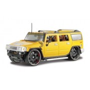 2003 Hummer SUV H2 1/27 Yellow