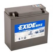 Exide Bike GEL12-16 12V 16Ah J+
