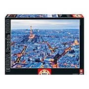 "Educa Borras 16286 ""Paris Lights"" Puzzle (1000-Piece)"
