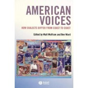 American Voices by Walt Wolfram