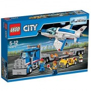 Lego City Space Port 60079 Training Jet Transporter Building Kit