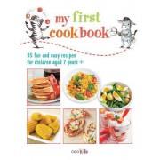 My First Cookbook by Susan Akass