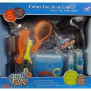 Funny boy fodrász játék szett - Gyerek játék