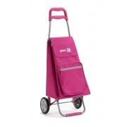Gimi Argo húzós bevásárlókocsi rózsaszín - 145061