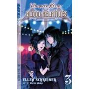 Vampire Kisses: Blood Relatives Volume 3 by Ellen Schreiber
