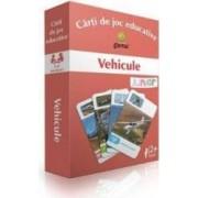 Vehicule - Carti de joc educative