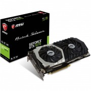 MSI GeForce GTX 1070 QUICK SILVER OC RGB 8192MB GDDR5 PCI-Express Graphics Card