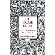 The Prose Edda - Tales From Norse Mythology by Snorri Sturluson