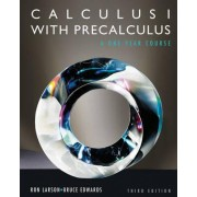 Student Solutions Manual for Larson/Hostetler/Edwards' Calculus I with Precalculus, 3rd by Professor Ron Larson