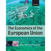 Economics of the European Union by Michael Artis
