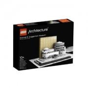 Lego Architecture Guggenheim Museum 21004 LEGO parallel import goods (japan import)