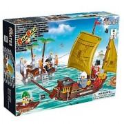 BanBao Harbor Toy Building Set 502-Piece