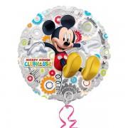Balon folie metalizata Mickey Clubhouse 45 cm