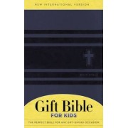 NIV, Gift Bible for Kids, Imitation Leather, Pink by Zondervan