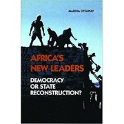 Africa's New Leaders by Marina Ottaway