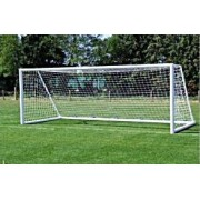 Rede para Gol Futebol de Campo Profissional Nylon (Par) - Fio 4mm