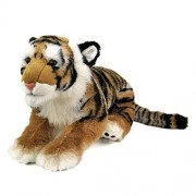 Real stuffed Amur tiger parent Real Animal Family Series (japan import)