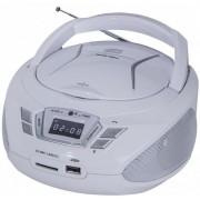 Micro Sistem Audio Navon NPB400 Boombox, CD/MP3 Player, Radio FM (Alb)