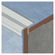XTD117 - Protectie treapta ceramica din eloxALUM20 11 mm