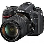 Nikon d7100 + 18-140mm vr - man. ita - 2 anni di garanzia