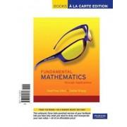 Fundamental Mathematics Through Applications by Geoffrey Akst