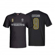 Richmond Tigers Mens Number Player Tee Shirt