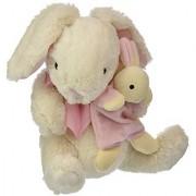 North American Bear Company Mammas and Babies 12 Plush Toy Bunny