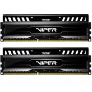 Mémoire PC Viper 3 Series 2 x 8 Go DDR3-1600 PC3-12800 CL9 (PV316G160C9K)