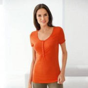 Pure SeaCell® pure-Wellness-Wear, 44/46 - Orange - Shirt