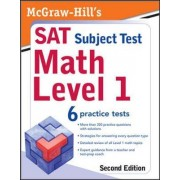 McGraw-Hill's SAT Subject Test: Math: Level 1 by John J. Diehl