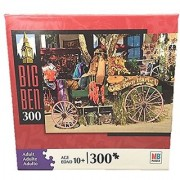 JIGSAW PUZZLE BIG BEN - OLD TOWN MARKET - 300 PIECES