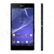 "Sony Xperia T2 Ultra (XM50h) 6.0 ""Quad-Core Android 4.3 WCDMA Bar Phone w / 1 Go de RAM, 8 Go de ROM - Noir"
