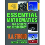 Essential Mathematics for Science and Technology by Kenneth Stroud