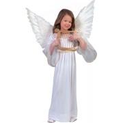 Costum fete petrecere - rochita de ingeras M164