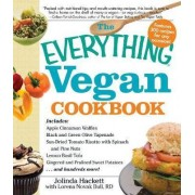 The Everything Vegan Cookbook by Jolinda Hackett
