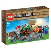 LEGO® 21116 Minecraft - Crafting-Box