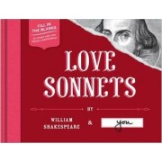 Knock Knock Love Sonnets by William Shakespeare and You by Knock Knock
