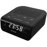 Digitális rádiós ébresztő óra SRC 136 B