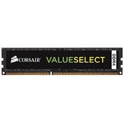 Corsair CMV8GX4M1A2133C15 Value Select Memoria per Desktop Mainstream da 8 GB (1x8 GB), DDR4, 2133 MHz, CL15, Nero