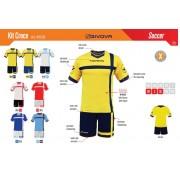 Givova - Completo Calcio Kit Croce